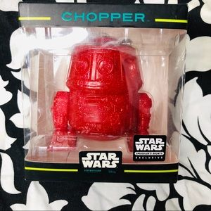 5 for $25  Star Wars Chopper Hikari Minis Funko